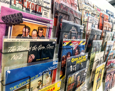 Vend Marketplace Butter Beats Record Store