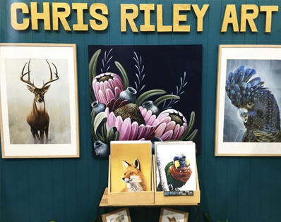 Chris Riley Store